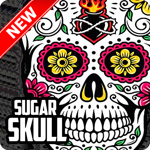 Sugar Skull Wallpaper Applications Sur Google Play