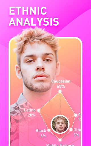 Screenshot for Face Master-Aging Shutter, Face Scanner in United States Play Store