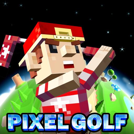 Pixel Golf 3D