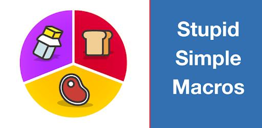 stupid simple macros tracker apps on google play