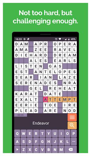 Crossword Puzzles 1.0 Mod screenshots 4