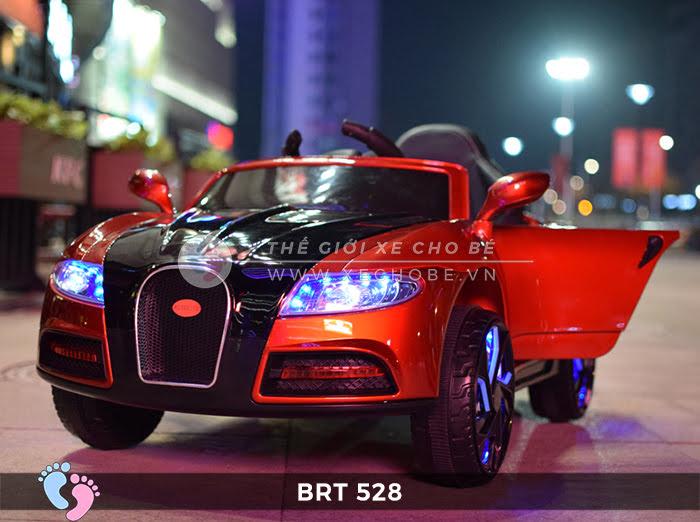 Xe hơi điện cho bé RBT-528 4