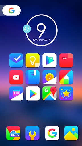 Symbon Icon Pack Apps for Android screenshot