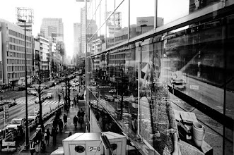 Photo: Happy New year! Sunset on New Year's Day 2013  Tokyo Street Shooting Location; #Shinjuku , #Tokyo , #Japan   #photo #photography #streetphotography #streettogs  #leica #leicammonochrom