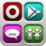 Froop GO Launcher Ex Theme Icon
