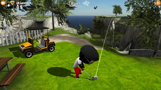 Stickman Cross Golf Battle 1.0.5 Mod APK Updated Android 2