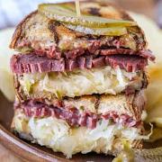 Wall Street Hot Ciabatta Sandwich