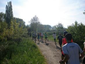 Photo: Primeros metros de la carrera