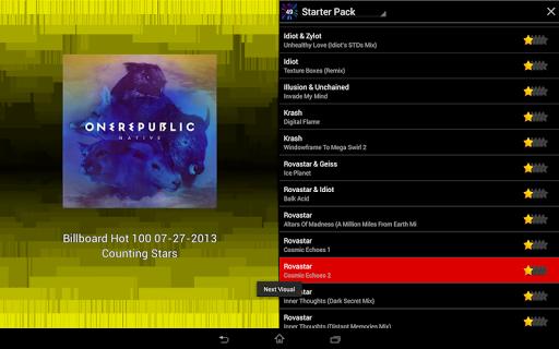 玩音樂App|projectM音樂展台免費|APP試玩