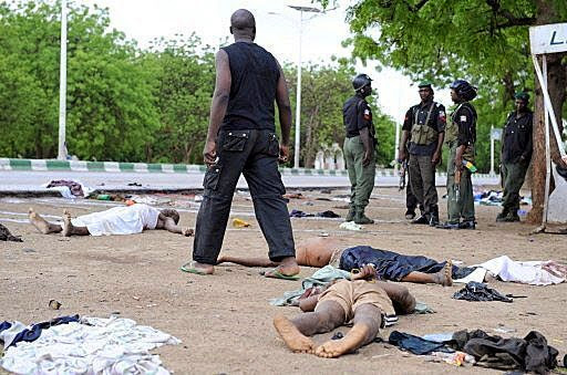 Chilling testimony of rape and murder at the hands of Muslim marauders