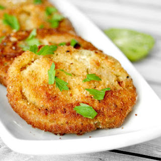 Easy Fried Green Tomatoes.