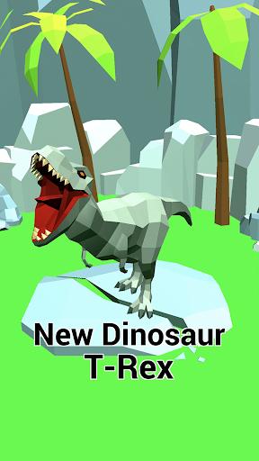 Idle Dino Park APK MOD – ressources Illimitées (Astuce) screenshots hack proof 2