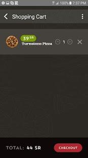 Turnstone Pizza - náhled