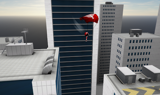 Stickman Base Jumper 2 – Miniaturansicht des Screenshots