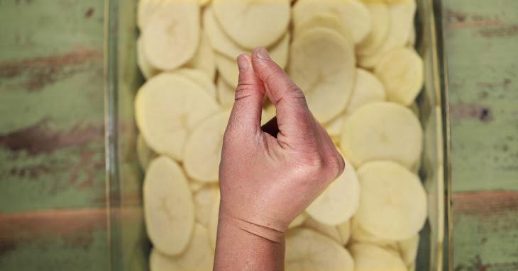 Smothered Pork Chop and Scalloped Potato Casserole Recipe