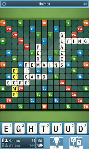 CrossCraze FREE - classic word game screenshots 1