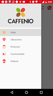 Caffenio - náhled