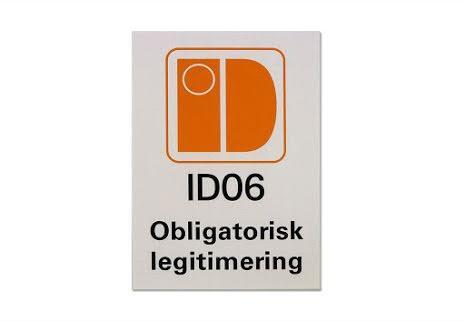ID06-skyltar