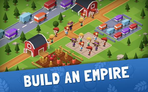 Idle Farm Tycoon - Merge Simulator 0.8 screenshots 16