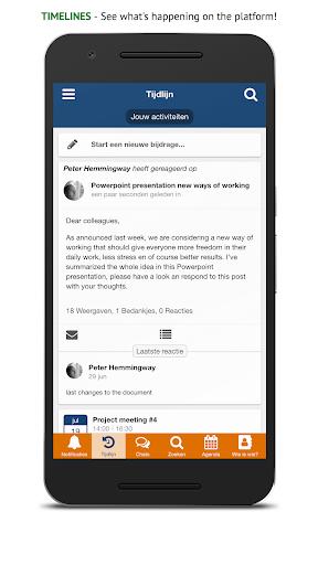 Netwerk Publiek Toezicht screenshots 1