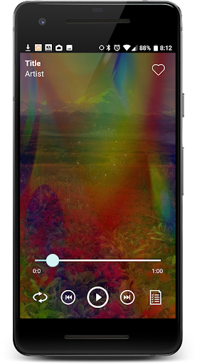 MP3 Music player 1.4 screenshots 2