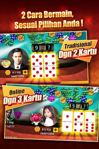 LUXY Indonesia : Domino & Poker 1.3.4 screenshots 2