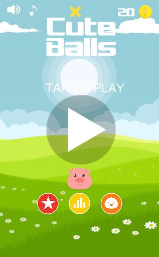 Cute Balls cheat screenshots 1