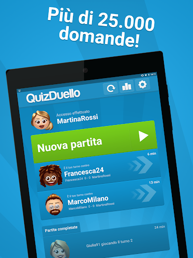 QuizDuello 4.5.8 screenshots 12