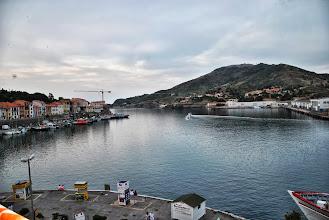 Photo: Sur le port de Port-Vendres