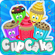 Download CupCake Puzzle- Match Kit For PC Windows and Mac