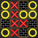 Tic Tac Toe XO - Block Puzzle 5 in a row icon