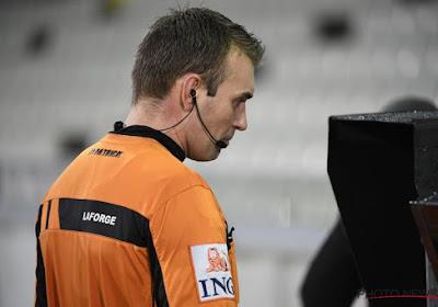In Cercle Brugge-STVV blonk niemand uit, ook de arbitrage niet
