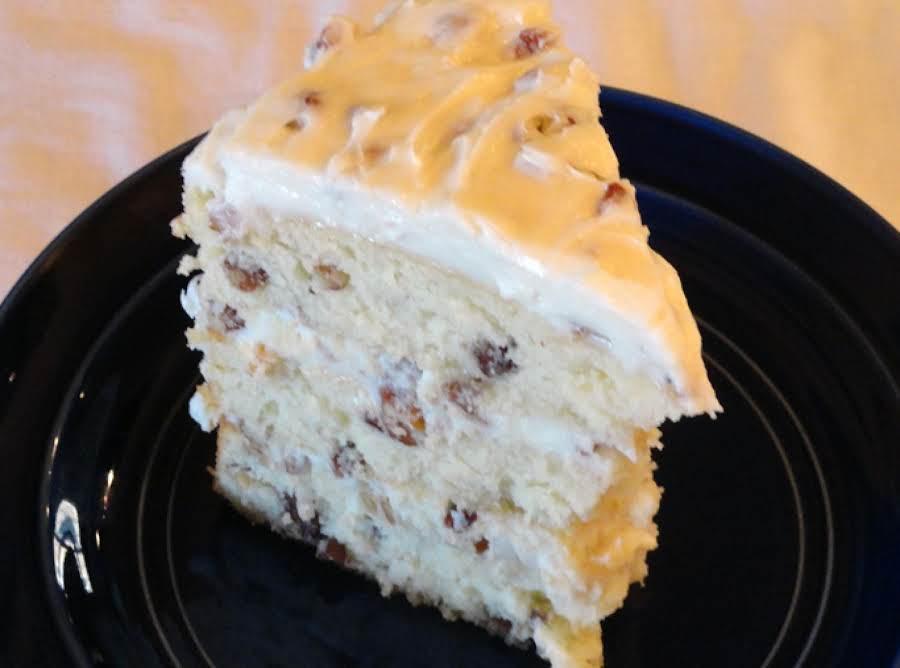 Nannys Italian Cream Cake By Mollie Hubenak