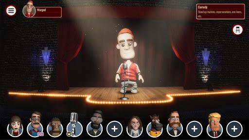 Code Triche Comedy Night - The Game APK MOD (Astuce) screenshots 1