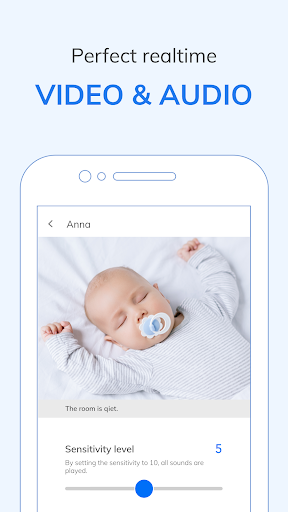 Baby Monitor Annie: Nanny Camera + 1.2.6+6e9a5d1 screenshots {n} 1