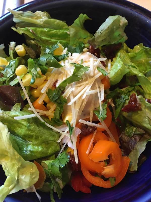 Texas Caesar Salad Recipe