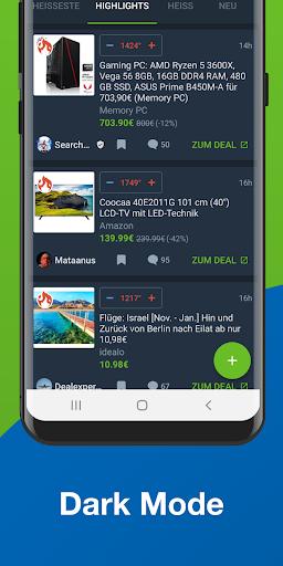 mydealz u2013 Gutscheine, Schnu00e4ppchen, Angebote, Sale 5.26.11 screenshots 6