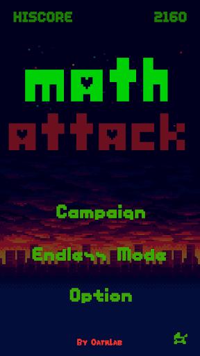 MathAttack  screenshots 1