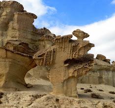 Photo: Bolnuevo erosions