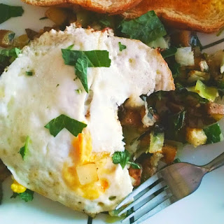 Colcanon Hash with Eggs