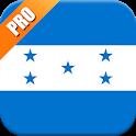 Honduras Live Radio Pro 🎧 icon