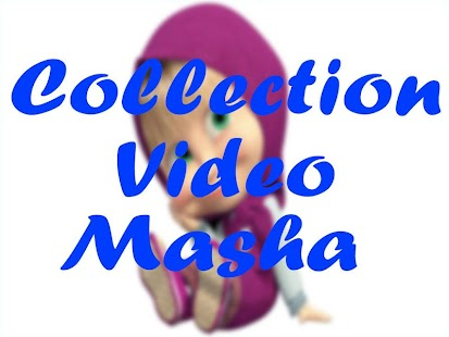 Collection of Masha and Bear - náhled