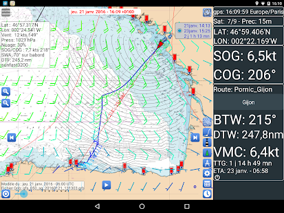 Weather - Routing - Navigation- screenshot thumbnail