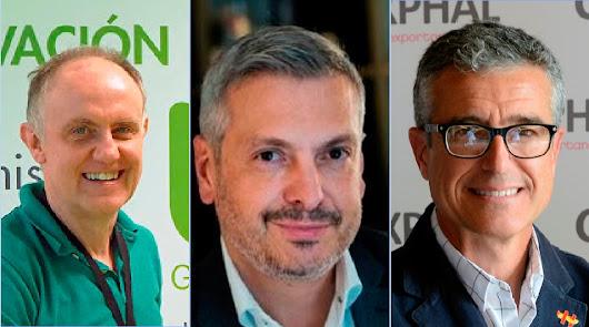 Almería coloca a 5 personas entre las más influyentes del agro español