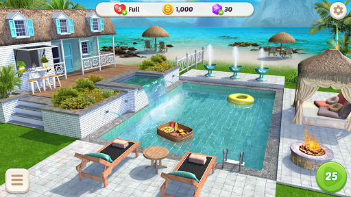 Home Design : Hawaii Life apkmr screenshots 7