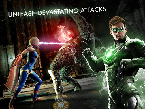 Injustice 2 Juegos (apk) descarga gratuita para Android/PC/Windows screenshot