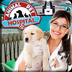 Pet Hospital Vet Clinic - Farm Animal Doctor Game