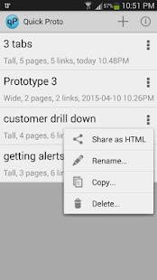 Quick Proto - screenshot thumbnail