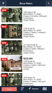 Foreclosure.com Homes For Sale- screenshot thumbnail