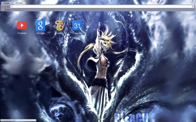 Bleach Echigo Vs Theme 1366x768